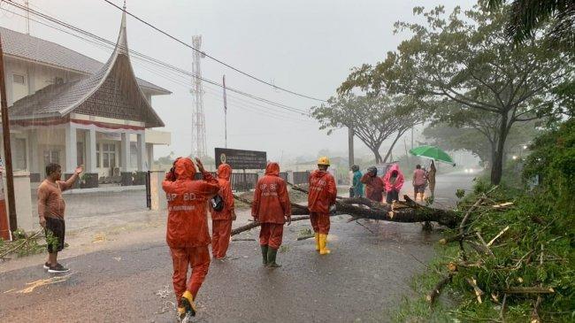 Banjir Rendam 1.501 Rumah di Kabupaten Kaur Bengkulu