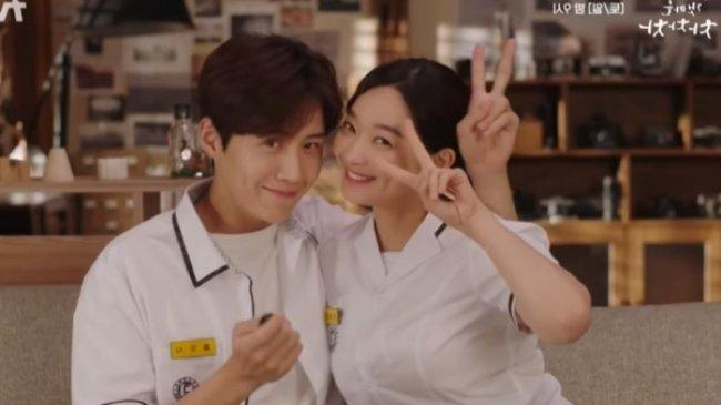 LINK Nonton Hometown Cha Cha Cha Episode 12: Hye Jin Buat Daftar Keinginan Bersama Kepala Hong
