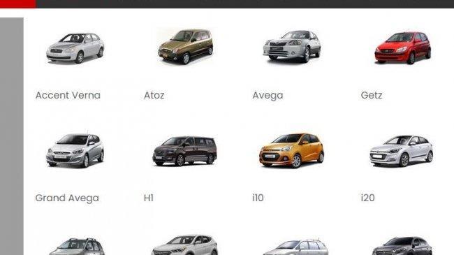 Daftar Harga Mobil Hyundai Bekas September 2021: Atoz, Avega, Getz, Trajet, hingga Tucson