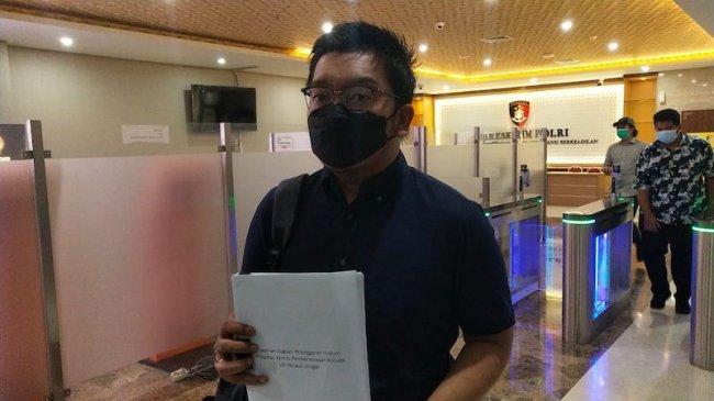 ICW Laporkan Komisioner KPK Lili Pintauli Siregar ke Bareskrim Polri