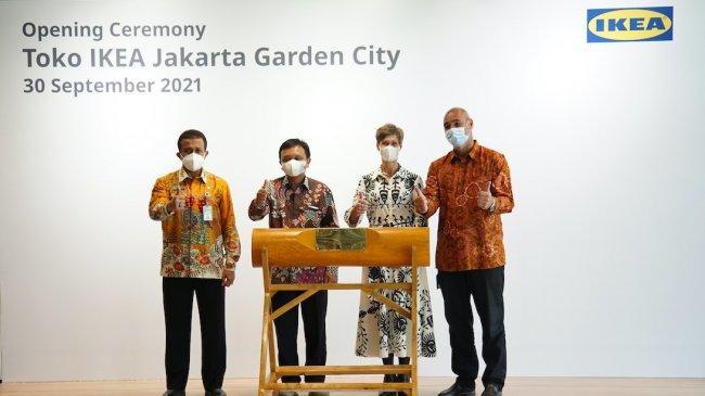 IKEA Garden City Resmi Beroperasi, Mengakomodir Penjualan Produk 16 UMKM