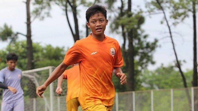 Tekad Ilham Rio Fahmi, Pemain Berusia 19 Tahun yang Tidak Ingin Jadi Sekadar Pelengkap di Persija