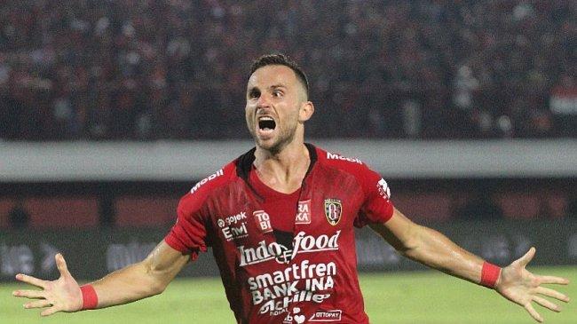 Hasil BRI Liga 1: Bali United Ditahan Imbang 1-1 Borneo FC