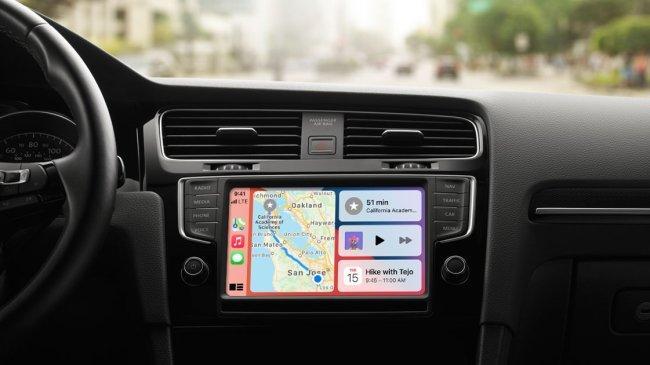 Apple Kembangkan Fitur Anyar di CarPlay, Bisa Baca Suhu Kabin Mobil dan Kursi Elektrik