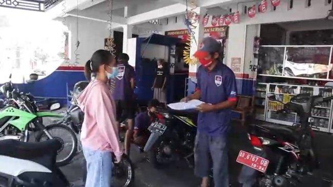 466 Teknisi Sepeda Motor Adu Skill di Kontes Mekanik Federal Oil