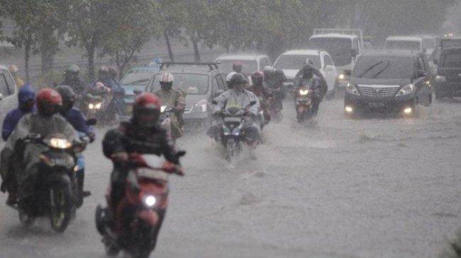 Info Cuaca BMKG Besok Kamis 23 September 2021: Hujan di 28 Wilayah Akibat Cuaca Ekstrem