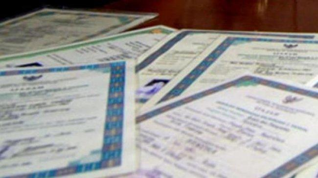 Letak dan Arti Kode di Nomor Ijazah SMA/SMK, Beserta Contoh Blangko Ijazah SMA/SMK