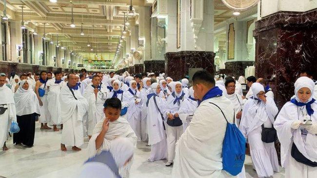 WNA dari 20 Negara Dilarang Masuk Arab, Bagaimana Nasib 589 Jemaah Umrah Indonesia yang Ada di Sana?