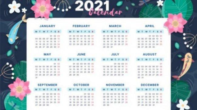 DAFTAR Hari Libur Nasional Bulan Agustus 2021: Tahun Baru Islam dan Hari Kemerdekaan RI