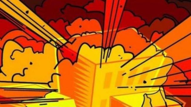 Dimusnahkan Bom 35 Kg 'The Mother Of Satan', Ledakannya Timbulkan Tanah Longsor