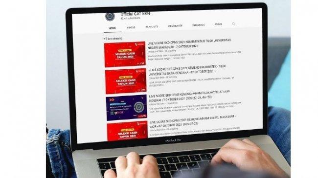 BESOK Pengumuman Hasil SKD CPNS 2021 Tahap I, Ini Cara Cek Hasil SKD di sscasn.bkn.go.id