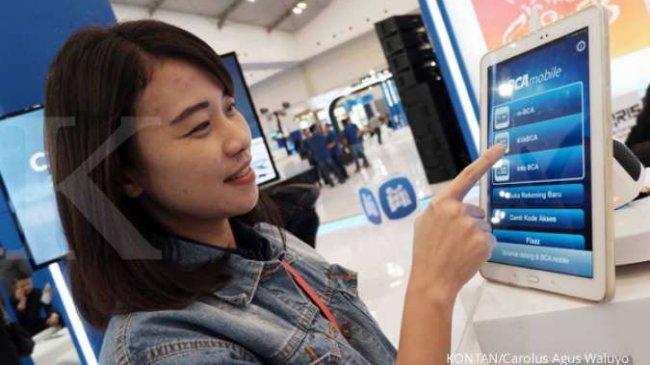 Trimegah dan BCA Garap Nasabah Mobile Banking Pemburu Diskon Digital