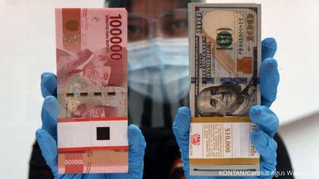 Kembali Menguat, Rupiah Ditutup di Level Rp 14.312 per Dolar AS, Berikut Kurs di 5 Bank