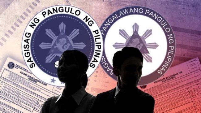 Nama-nama Calon Presiden dan Wakil Presiden Filipina yang Telah Daftarkan Diri untuk Pemilihan 2022