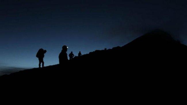 6 Hari Hilang di Gunung Guntur, Pendaki Ditemukan Selamat Ungkap Cerita Mistis, Ini Kata Psikolog