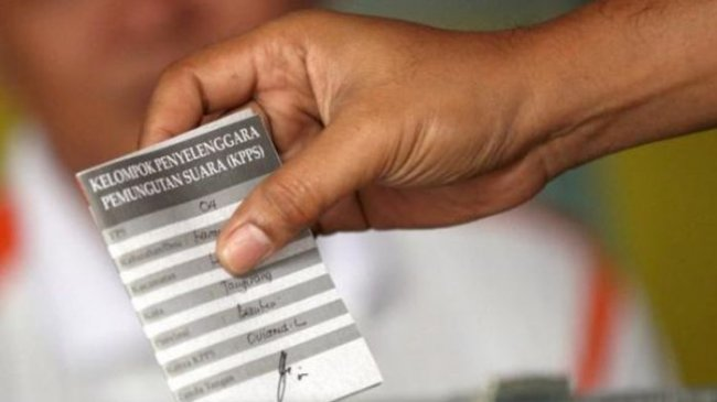 Bawaslu: Surat Suara Rusak Lebih Banyak di Pemilihan DPD daripada Pileg