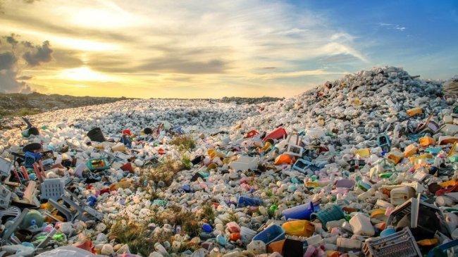 Indonesia Penyumbang Sampah Plastik Terbesar Kedua di Dunia