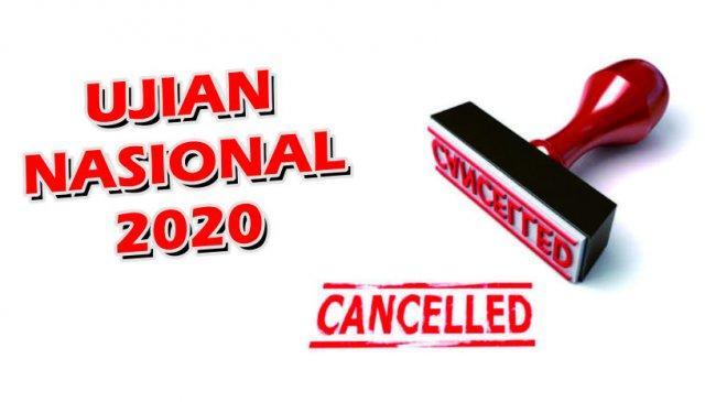 Ujian Nasional 2020 SD-SMA Resmi Dibatalkan, Pakar Pendidikan: Untuk Kebaikan Semua