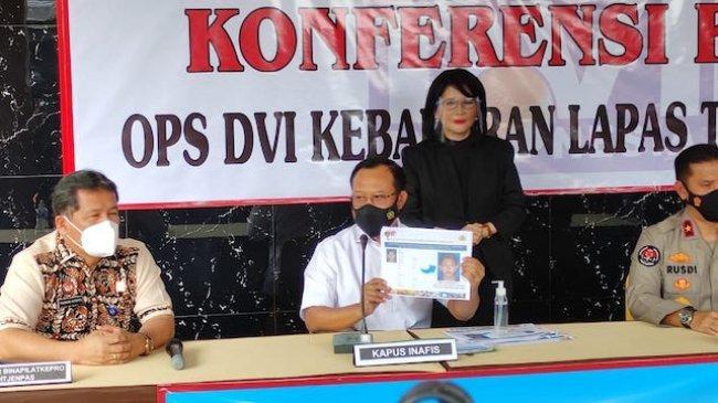 Ditjenpas Serahkan Jenazah Dian, Korban Kebakaran Lapas Tangerang kepada Pihak Keluarga