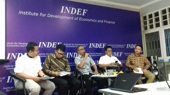INDEF: Komponen Cadangan Jadi Alternatif Hemat Pos Anggaran Pertahanan