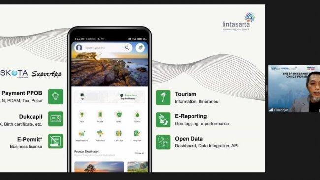 120 Perusahaan Teknologi Bakal Unjuk Gigi di Indonesia 4.0 Conference & Expo 2021