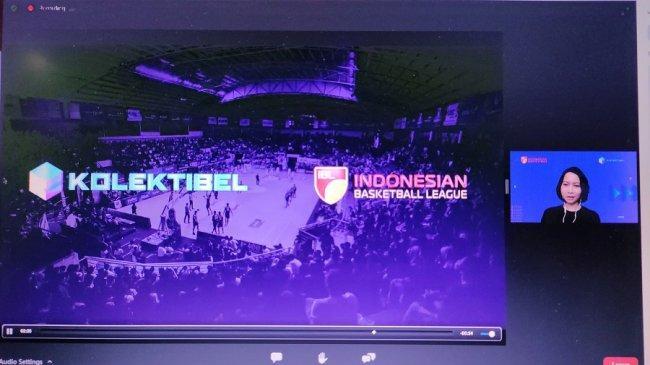 Junas Miradiarsyah: IBL NFT Dikembangkan Terkait Momen Terbaik di Indonesian Basketball League