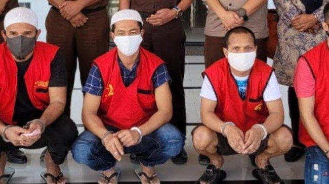 Ingat 3 Nelayan Aceh yang Dipenjara karena Selamatkan Etnis Rohingya? Ini Kabar Terbarunya