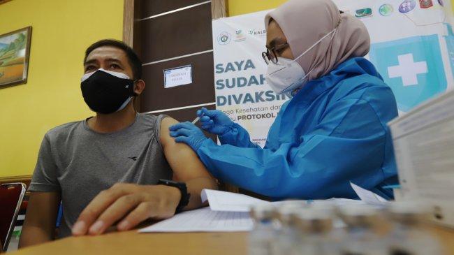 Capaian Vaksinasi Covid-19 21 September 2021: Dosis Pertama 80 Juta, Dosis Kedua 45 Juta
