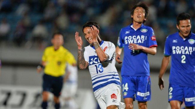 Irfan Bachdim Bangga Pernah Merumput di Liga Jepang