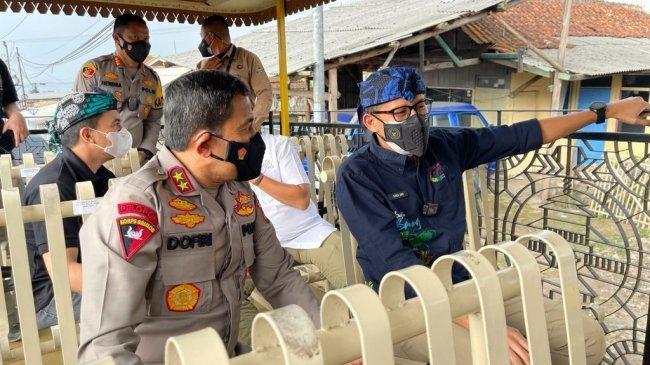 Mendorong Semangat Pelaku Wisata dan Ekonomi Kreatif di Desa Wisata Jawa Barat untuk Bangkit
