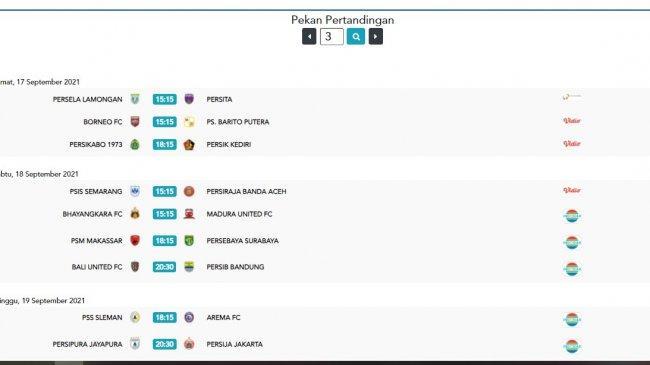 Jadwal BRI Liga 1 Akhir Pekan Ini - Bali United vs Persib, PSM vs Persebaya dan Persipura vs Persija