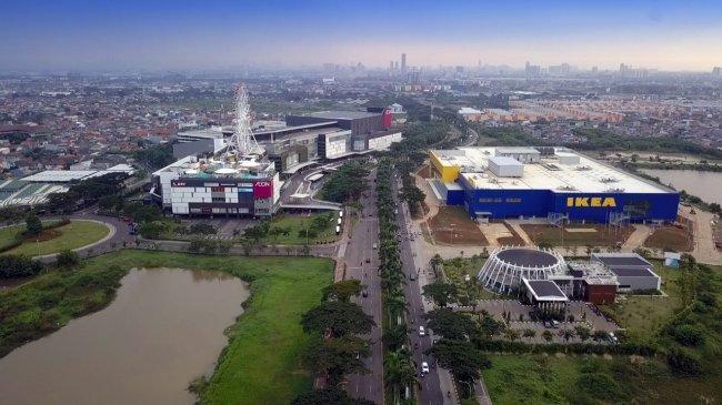 Semester I 2021, Modernland Realty Bukukan Marketing Sales Rp 821 Miliar