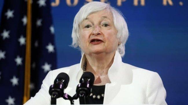 Menkeu AS Kumpulkan CEO Perusahaan Finansial, Bahas Risiko Gagal Bayar Utang Pemerintah