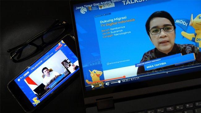 Jawa Timur Antusias Migrasi ke TV Digital