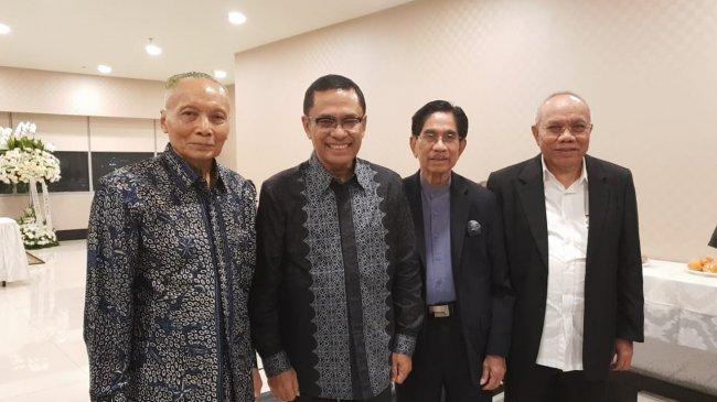 Universitas Indonesia Berduka atas Meninggalnya Profesor JB Sumarlin