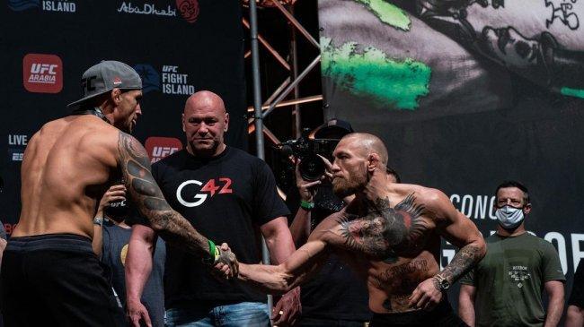 UFC Rilis Jadwal Conor McGregor vs Dustin Poirier Jilid 3 di UFC 264, Kapan Tanggal Mainnya?