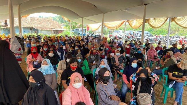Organisasi Perempuan Jenggala Berikan 2 Ribu Dosis Vaksinasi Covid-19 bagi Warga Kabupaten Bandung