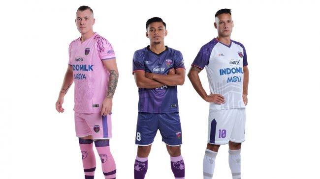 Persita Tangerang Siapkan 30 Pemain ke Liga 1 Indonesia 2021/2022