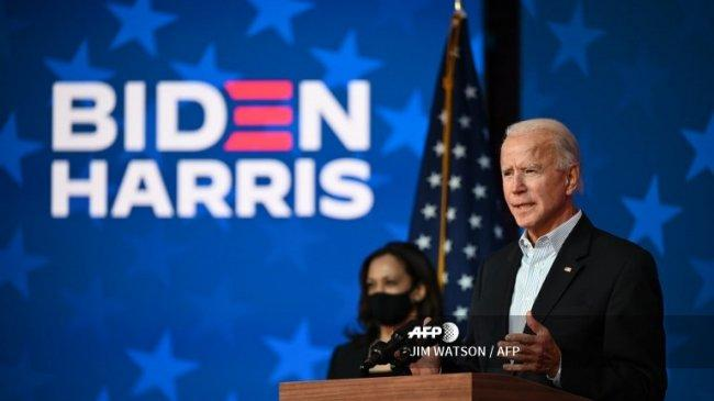 2 Sejarah Baru Amerika Jika Joe Biden dan Kamala Harris Dilantik Jadi Presiden dan Wakil Presiden