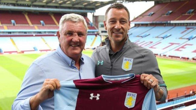 John Terry Tinggalkan Aston Villa Ingin Luangkan Waktu Bersama Keluarga