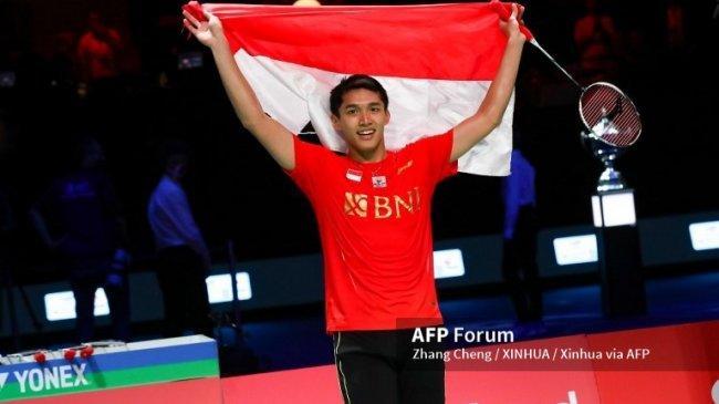Libas Wakil Jepang Dua Gim Langsung di Denmark Open, Jonatan Christie: Efek Juara Piala Thomas