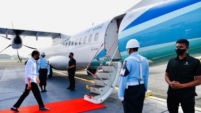 Kunjungan ke Cilacap, Presiden Jokowi akan Tanam Mangrove, Tinjau Vaksinasi Hingga Lepas Tukik