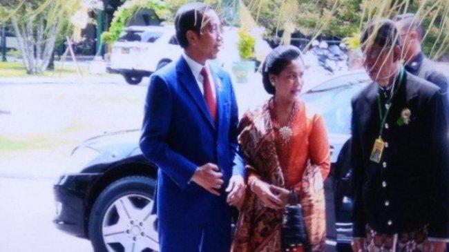 Selama 7 Jam, Jokowi Hadiri Tiga Pernikahan dalam Satu Hari di Tiga Provinsi