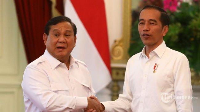 Prabowo Nilai Kepemimpinan Jokowi Dalam Tangani Pandemi Efektif: Saya Bangga Jadi Bagian Pemerintah