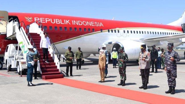 Tiba di Gresik, Hari Ini Jokowi Groundbreaking Pabrik Smelter Milik Freeport