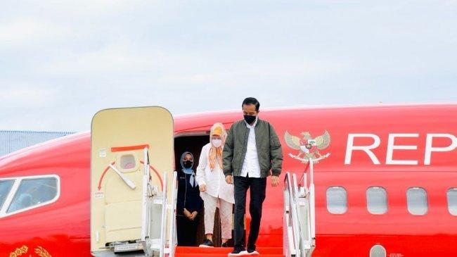 Kunjungan Kerja ke Yogyakarta, Jokowi Ingin Pastikan Vaksinasi Terus Bergulir