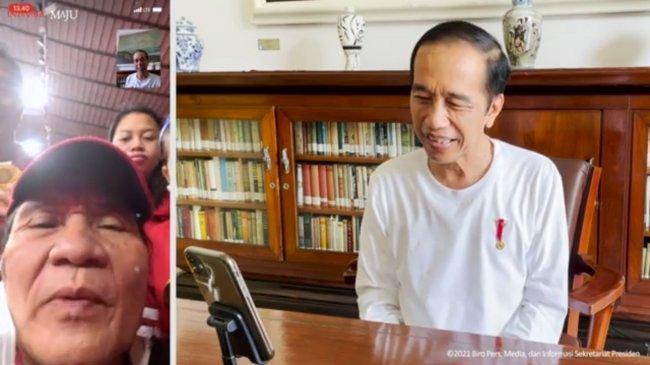 Jokowi Senang atas Raihan Atlet atlet Indonesia di Paralimpiade Tokyo 2020