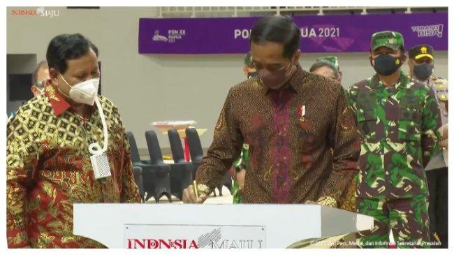 Seluruh Venue PON XX Papua Selesai, Jokowi: Siap Dimanfaatkan untuk Arena Perlombaan
