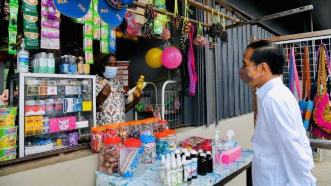 Penjual Bilang 'Kembalinya Terima Kasih Presiden' Saat Jokowi Bayar Rp 1 Juta untuk 4 Sisir Pisang