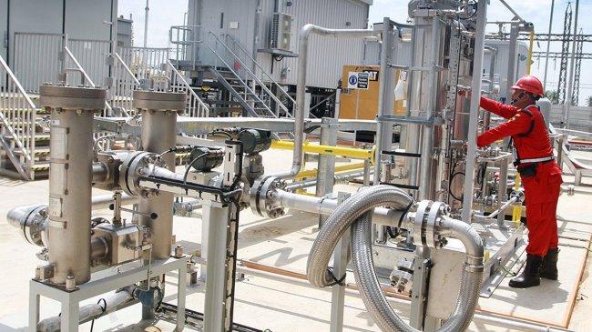 ESDM Deteksi 10 Wilayah di RI Berpotensi Miliki Cadangan Gas Raksasa